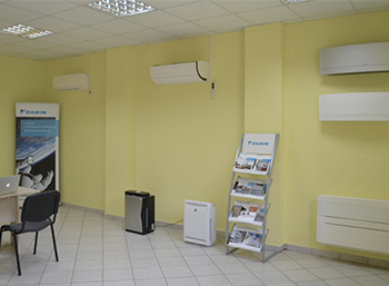 Showroom Daikin Ploiesti Bueno Tech