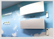 Daikin showroom Bucuresti Emura FTXG