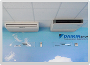 Daikin showroom Bucuresti FLXS
