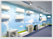 Daikin showroom Bucuresti