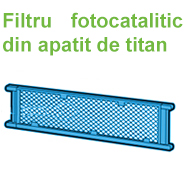 Filtru fotocatalitic icon