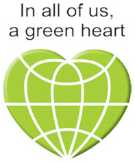 In all of us, a green heart - Daikin