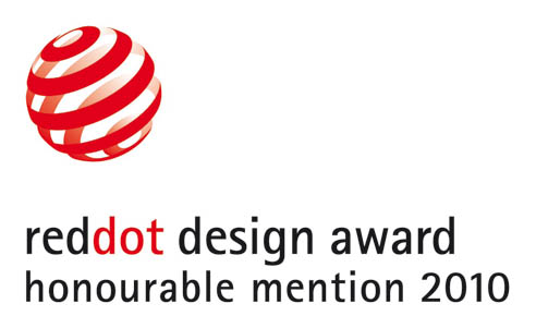 Red dot design award 2010 - Daikin